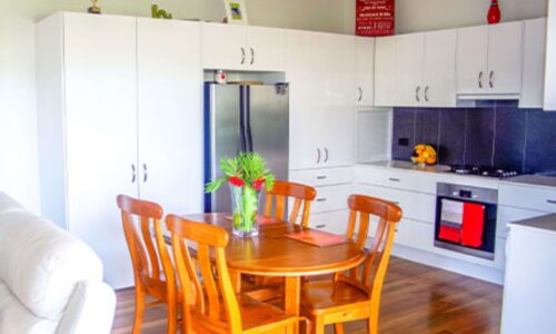 The Metro Granny Flat Kitchen Brisbane