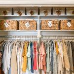 small wardrobes storage