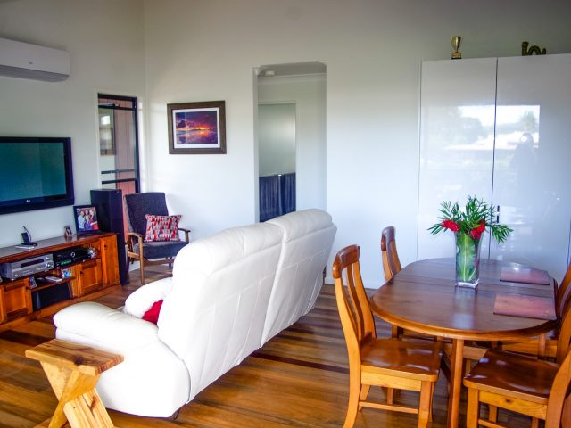 The Metro Living Area Brisbane